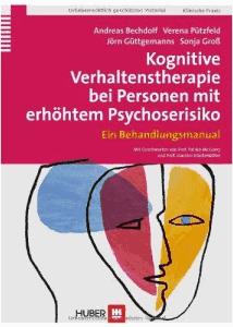 Kognitive Verhaltenstherapie bei Personen mit erhöhtem Psychoserisiko